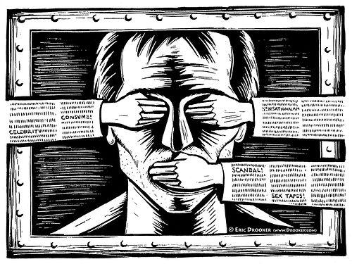 censorship photo