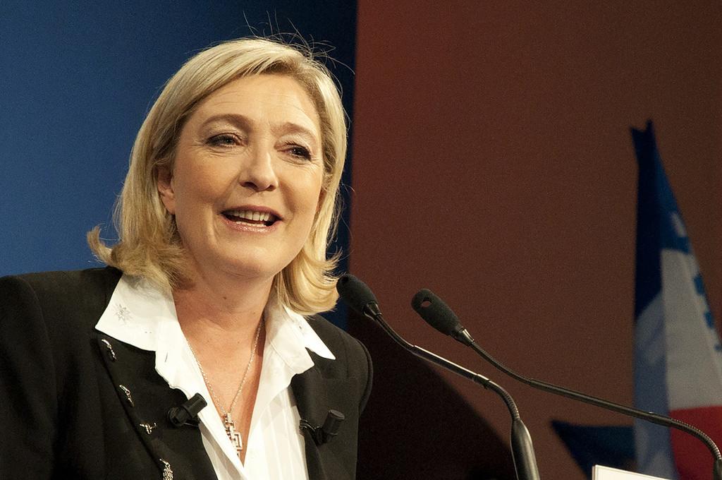 Problemet med Le Pen