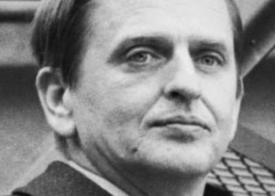 Överhetens Olof Palme