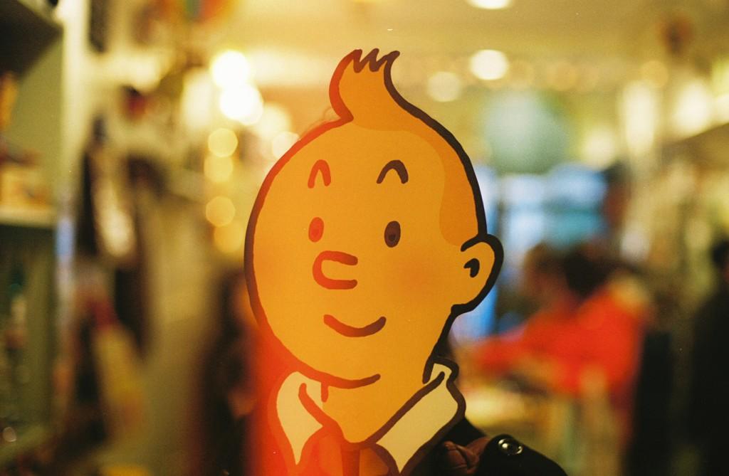 Tintin & realismen