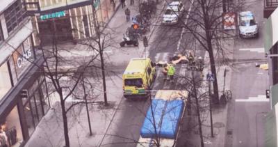 Ett frihetligt perspektiv på terrordådet i Stockholm