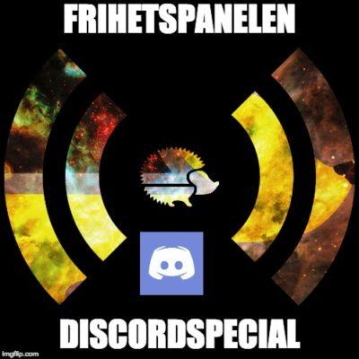 Radio Frihetligt 30/5: Frihetspanelen Discord-special